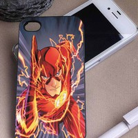 The Flash | Superheroes | iPhone 4 4S 5 5S 5C 6 6+ Case | Samsung Galaxy S3 S4 S5 Cover | HTC Cases