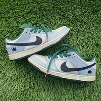 "Nike Dunk Sb Low Premium ""Maple leaf"" retro low-top casual sports skateboarding shoes"