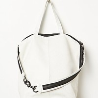 Kelsi Dagger Womens Kelsi Convertible Tote - White, One