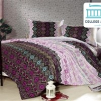Majestic Abstract Twin XL Comforter Set - College Ave Designer Series