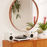Averly Large Circle Mirror | Urban Outfitters