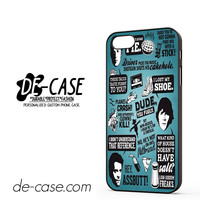 Supernatural Quote Collage DEAL-10371 Apple Phonecase Cover For Iphone 5 / Iphone 5S