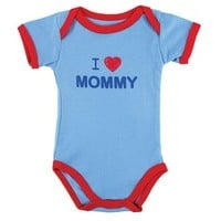 Baby Sayings Bodysuit – Family Boy, Mommy   Affordable Infant Clothing