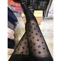 LOUIS VUITTON FENDI Balenciaga Fashion Women Sock Sexy Sockings Long Socks