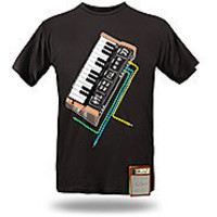 Electronic Music Synth T-Shirt - buy at Firebox.com
