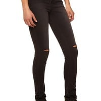 Highwaisted Skinny Jean