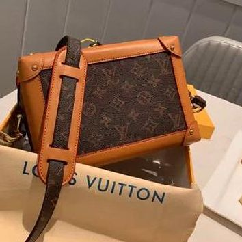 LV Vintage Presby Chain Bag Shoulder Bag Crossbody Bag