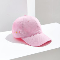 Contrast Grommet Baseball Hat | Urban Outfitters
