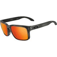 New Oakley Fallout Collection Holbrook Black Decay w/Ruby Iridium OO9102-56