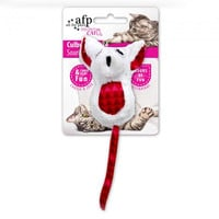 All For Paws Modern Cat Culbuto Mouse with Catnip