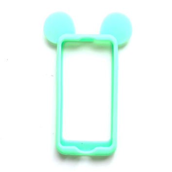 Mouse Ears iPhone Case in Mint