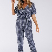 Bee's Knees Jumpsuit - cladandcloth