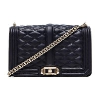 Rebecca Minkoff Love Crossbody in Navy