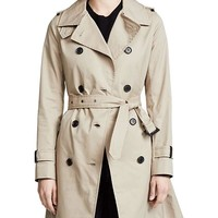 Mackage Women's Felicia Trench Coat