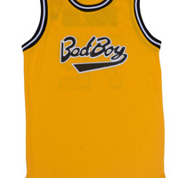 Retro Basketball Jersey Bad Boy Basketball Jersey Cool Basketball Shirts Sport Jersey Breathable Stitched Jersey Men