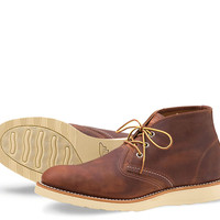 Red Wing Brown Chukka