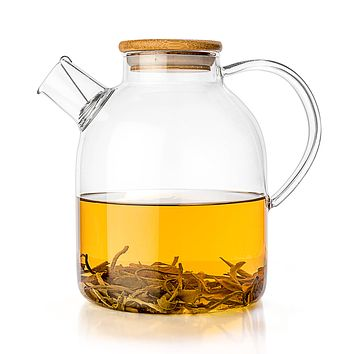 Glass Teapot and Kettle - 60oz