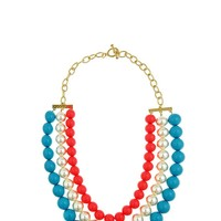 Fornash Triple Candy Necklace