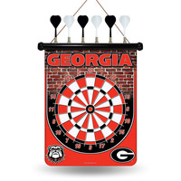Georgia Bulldogs NCAA Magnetic Dart Board