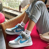 Nike Air Force 1 High Women's Sneakers Shoes 1