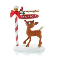 North Pole Pals - Rudolph the Red-Nosed Reindeer 2013 Hallmark Ornament