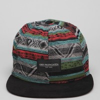 OBEY Wharf Geo Strap-Back Hat - Urban Outfitters