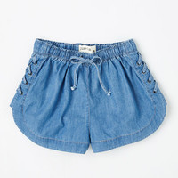 ModCloth Vintage Inspired Gone Disc Golfing Shorts