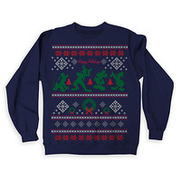 Mickey Mouse and Friends ''Ugly'' Holiday Sweatshirt for Adults - Limited Release