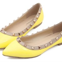 Women's Sexy Party Flats With Rivets