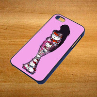 Hello Kitty For iPhone 4 / 4S Case *76*