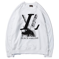 Louis Vuitton   Women or Men Fashion Casual  Top Sweater