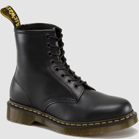 Dr Martens 1460 Boot BLACK SMOOTH - Doc Martens Boots and Shoes