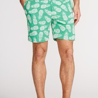 Amalfi Board Short - Island Green Pineapple