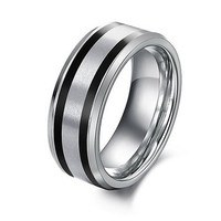 Two Striped Ring