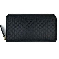 PEAP Gucci Guccissima Leather Continental Large Clutch Wallet