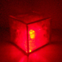 GlowPixel 2.0 (large) -geek, unique gift ideas, artist gifts, cool, gift for him, stocking stuffer