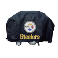 NFL Licensed Economy Grill Cover - Pittsburgh Steelers
