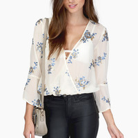 Champagne Toast Blouse