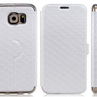 Protective Flip Case for Samsung Galaxy S6