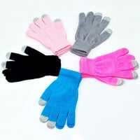 Soft Winter Men Women Touch Screen Gloves Texting Capacitive Smart Phone Knit = 1958406788