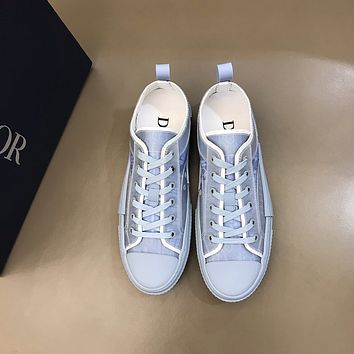 dior fashion men womens casual running sport shoes sneakers slipper sandals high heels shoes 249