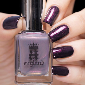 A-England Hurt No Living Thing Top Coat (Heavenly Quotes Collection)