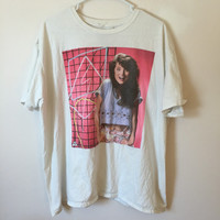 Vintage Saved By The Bell T-Shirt, 80s Shirt, Size 2XL