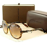 DCCK Louis Vuitton Valentine's Day Casual Sun Shades Eyeglasses Glasses Sunglasses