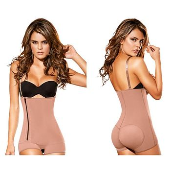 Ann Chery 5168 Powernet Melanie Shapewear Color Brown
