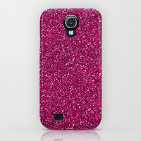Samsung Galaxy S5 Galaxy S4 iPhone 6 iPhone 6 Plus iPhone 5 iphone 5s iphone 5c iphone 4 iphone 4s iPhone 3 Phone Case Red Mint Pink Glitter