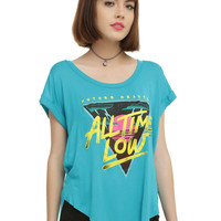 All Time Low Future Hearts Girls Boyfriend T-Shirt