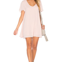 Show Me Your Mumu Kylie Dress in Dusty Blush