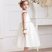 Children Prom Dress Luxury One Piece Dress [4919698628]