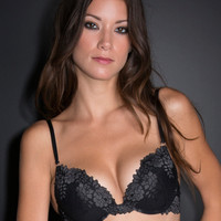 Lace Scandalous Push-Up Bra